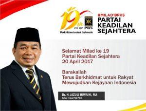 selamat-milad-pks-2017